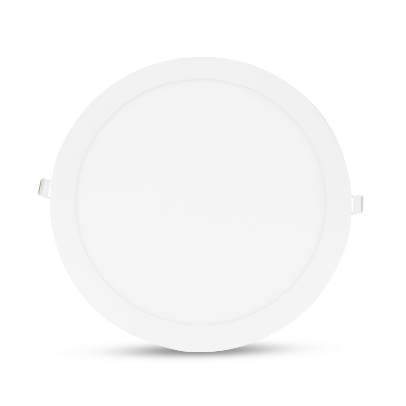ROUND PANEL-LED-300MM-18W-6000K-WHITE