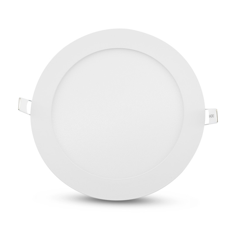 ROUND PANEL-LED-170MM-12W-4000K-WHITE