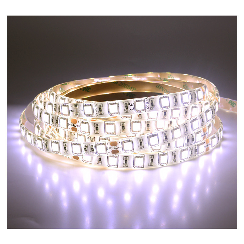 LED Strip 4000K 5 m 60 LED/m 72W IP65 - 24V PU