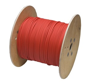 SOLAR CABLE 500M 6 MM RED