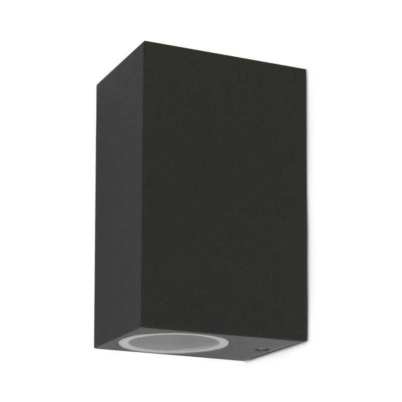 WALL LAMP-GREY-2xGU10