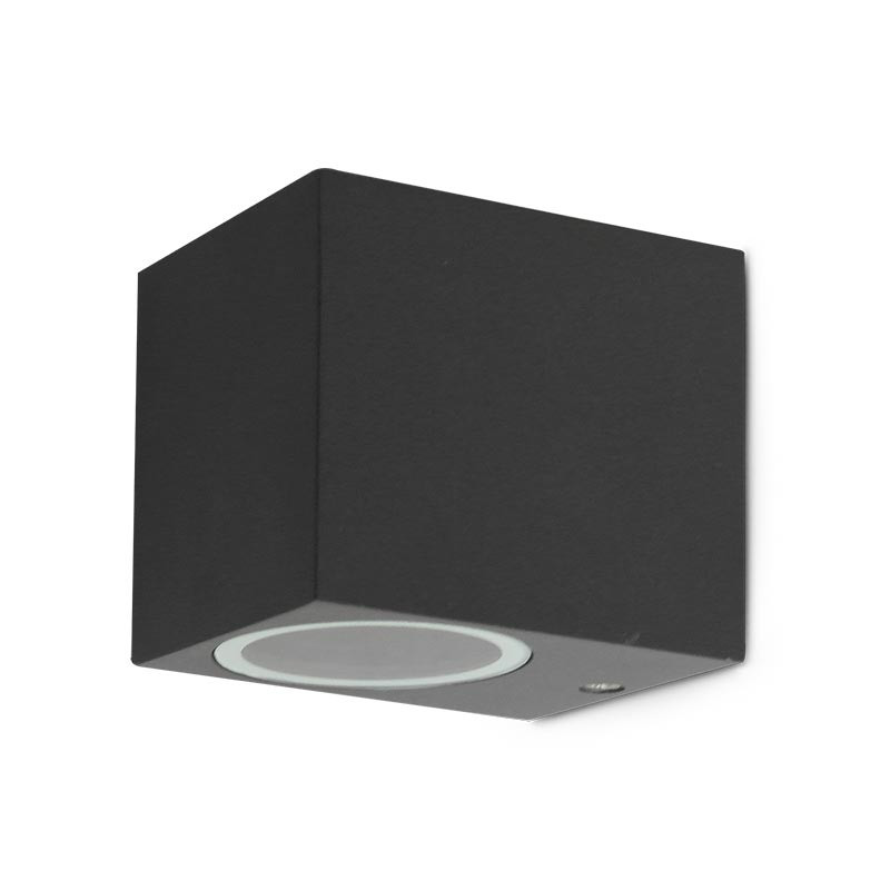 WALL LAMP-GREY-1xGU10