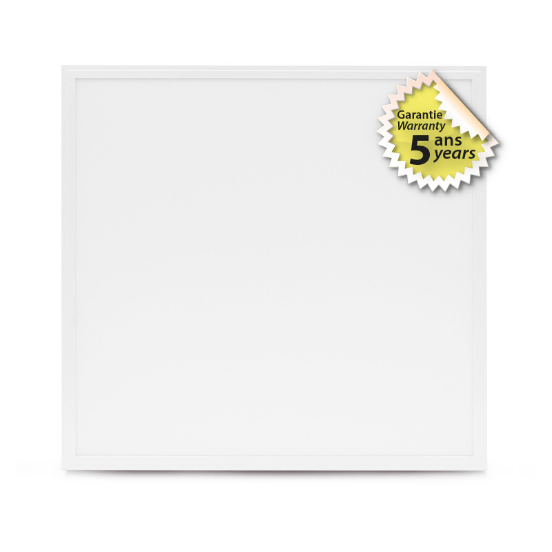 SQUAREPANEL-BACKLIT-60X60-36W-4000K-PRISMA-5 YEAR WARRANTY
