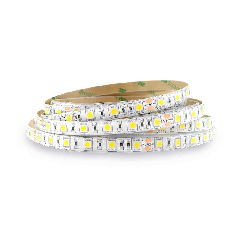 LED STRIP 5M 72W 4000K EPOXY 24V