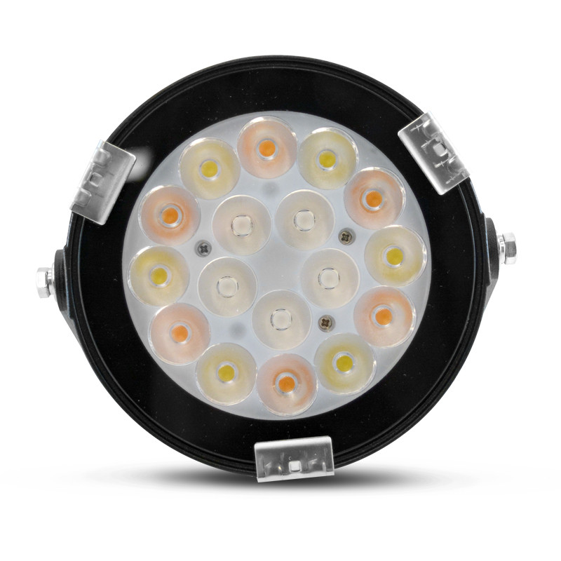 FLOODLIGHT LED 9W RGB + WHITE